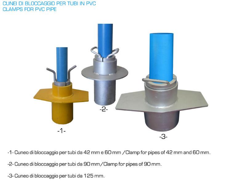 Catalogo articoli drill service tubi piezometri in pvc for Tipi di tubi in pvc